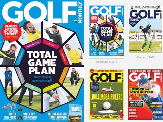 golf monthly app