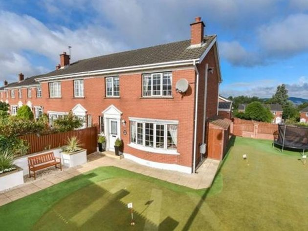 Rory McIlroy's Childhood Home For Sale