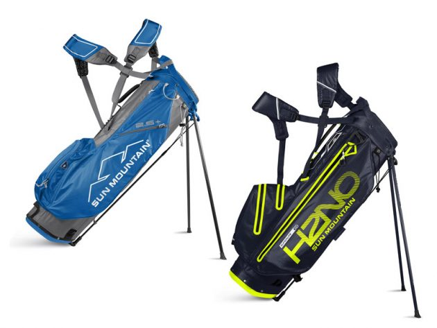 New Sun Mountain Stand Bags Revealed