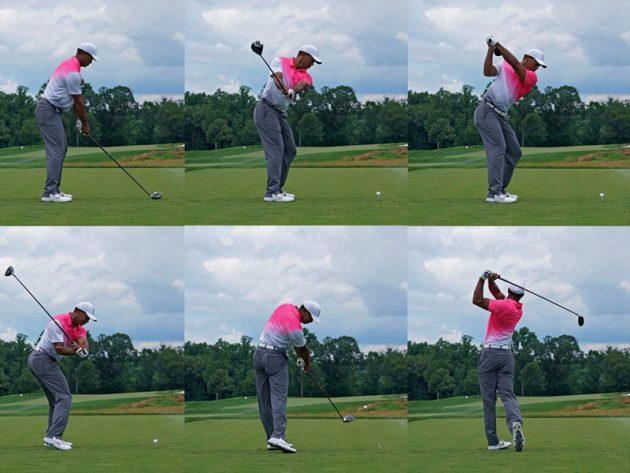 Tiger Woods Golf Swing Analysis