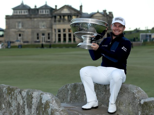 Tyrrell Hatton defends Alfred Dunhill Links
