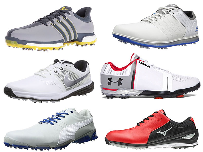 Golf Shoes Deals: 50 to 90% off deals on Groupon Goods. Adidas adiPower Bounce Men's Golf Shoes. Callaway Chev Spikeless Men's Golf Shoes.