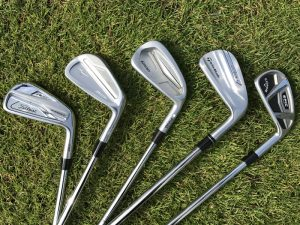 Head-To-Head-Gear -Test: Compact Forgiveness Irons