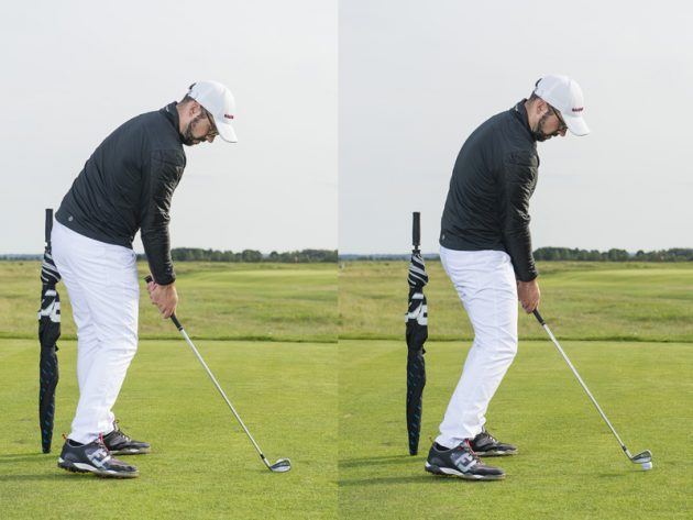 Do you Early Extend in your golf swing?