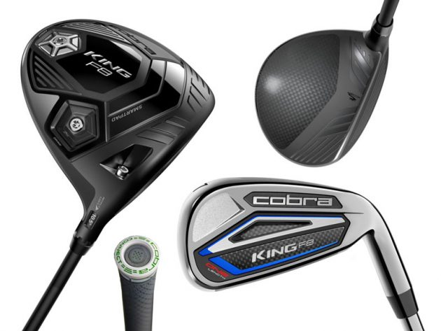Cobra King F8 Range Unveiled