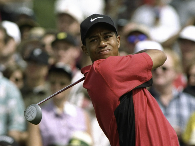 Tiger Woods Golf Gear Down The Years Golf Monthly