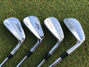 Gear Test: 2017 Bladed Irons