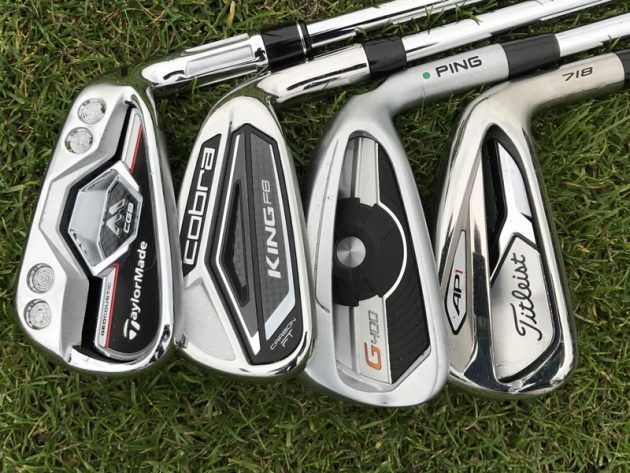 Highest Rated Irons ~ Best distance irons