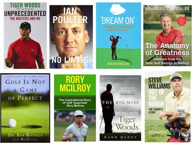 Motivational Golf Books