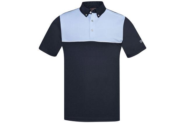 e37d8ea2 Oscar Jacobson Denver Course Polo Shirt, Best Golf Polo Shirts 2018
