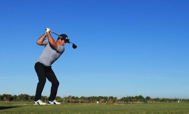 Longest Hitters European Golf Tour