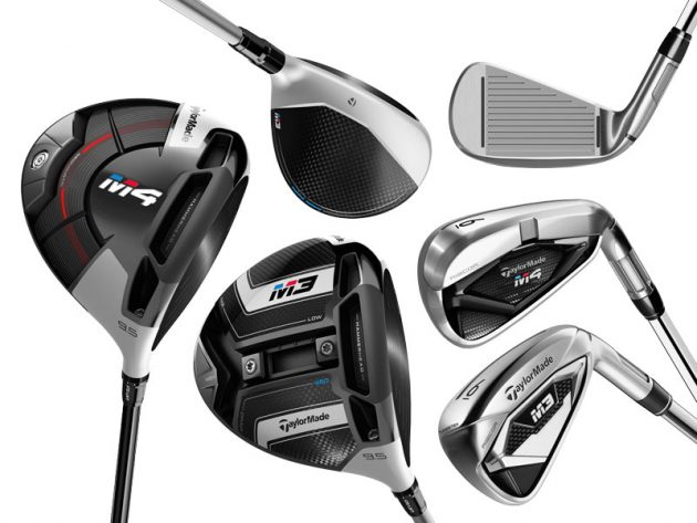 TaylorMade M3 and M4 Woods and Irons Launched e32cf9fb3d2