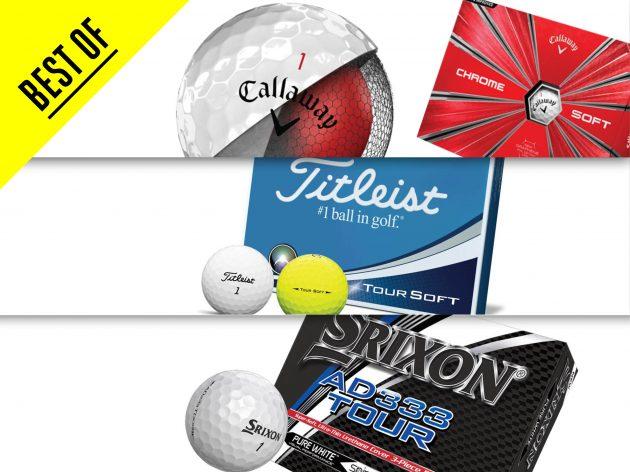 Best Mid Price Golf Balls 2018