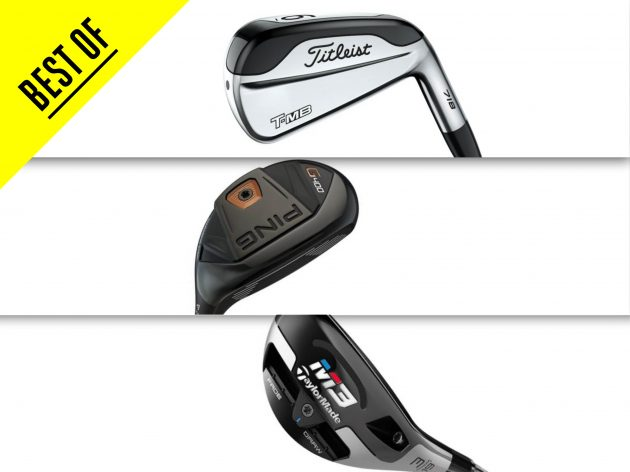 Best Golf Hybrids And Utility Clubs 2018