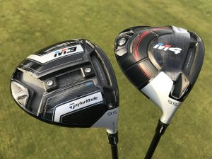 TaylorMade M3-M4-drivers-outdoor