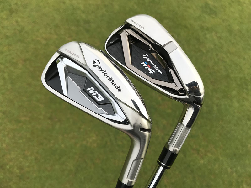 TaylorMade M3 v M4 Irons Test