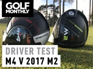 TaylorMade M4 v M2