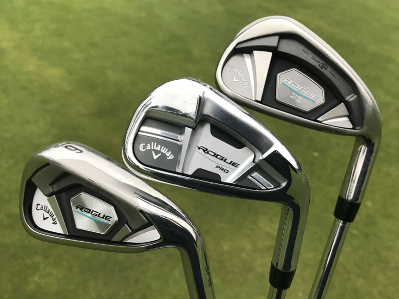 Callaway Rogue Irons Review Golf Monthly Reviews