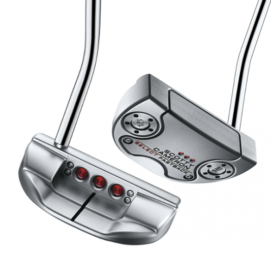 2018 Titleist Scotty Cameron Select Putters Revealed - Golf