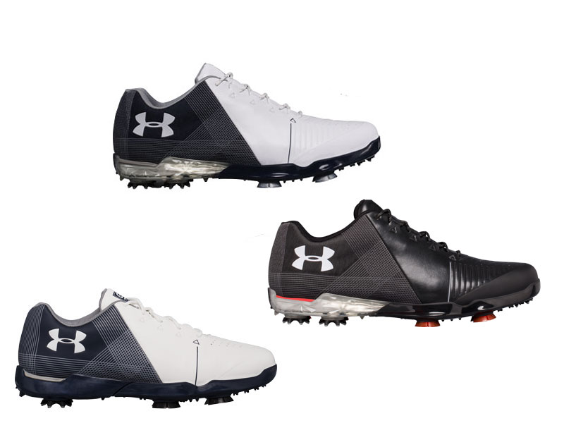 f23b6693cf03c9 Under Armour Spieth 2 Shoes Revealed - Golf Monthly