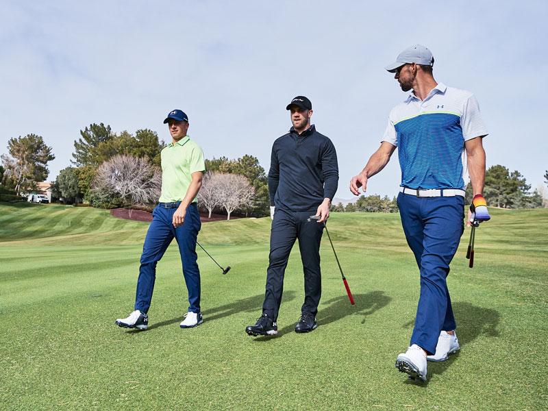 sopa Multa taller  Under Armour Spieth 2 Shoes Revealed - Golf Monthly