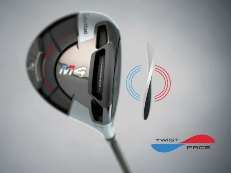 TaylorMade Twist Face Explained - Golf Monthly Gear c94134ae02e