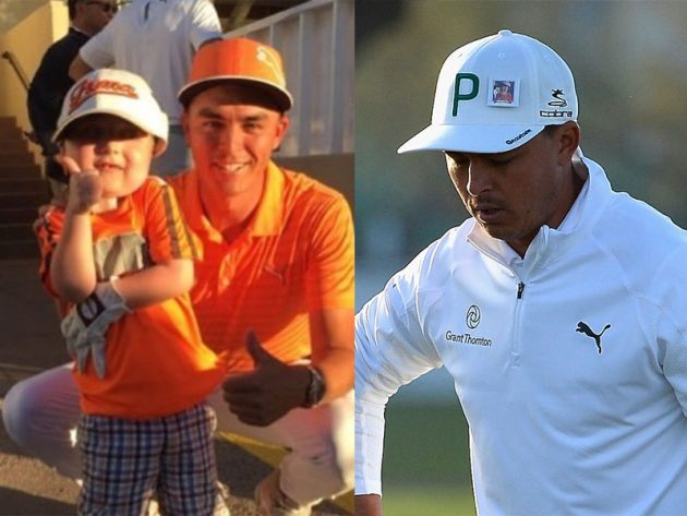 Rickie Fowler Pays Tribute To Late Young Fan At Phoenix Open 6b0f89f053b