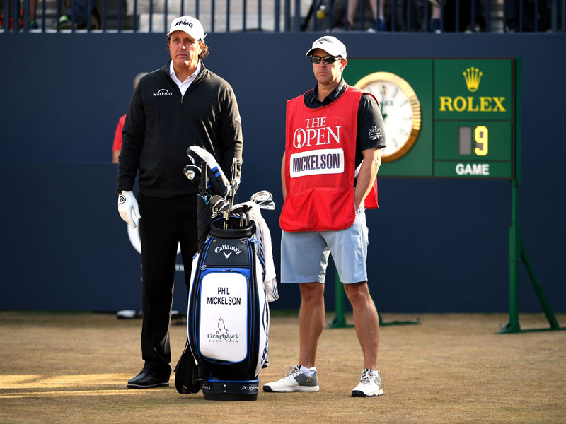 Phil Mickelson What's In The Bag