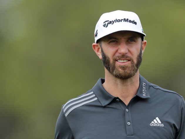 Dustin Johnson US Masters Outfits 2018 - Augusta National e901537c2ab