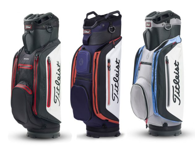 2018 Leist Cart Bag Range Unveiled