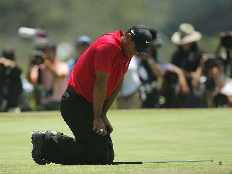 A History Of Tiger Woods Injuries - Career Injury Timeline