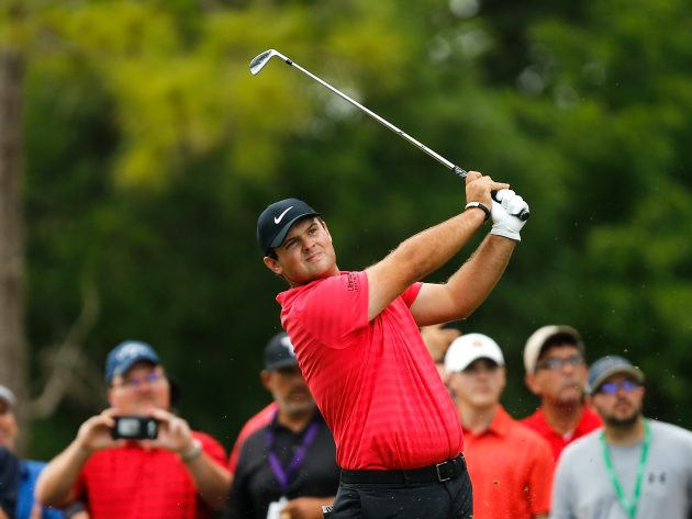 bbe435ab Patrick Reed NOT Allowed To Wear Sunday Red - US Masters