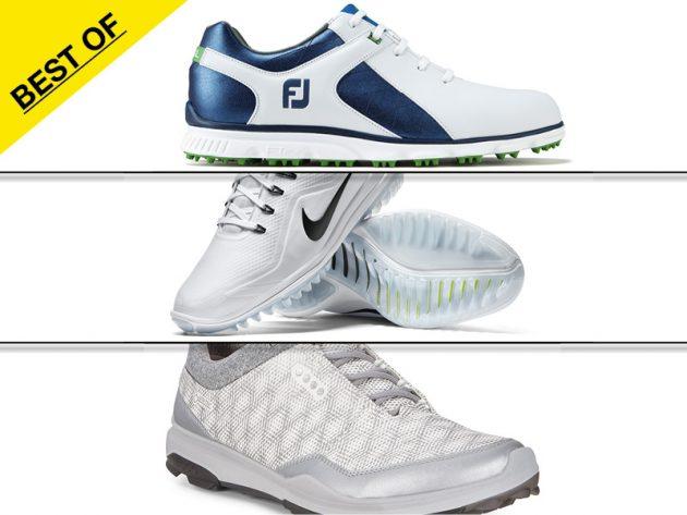 Best Spikeless Golf Shoes 2018