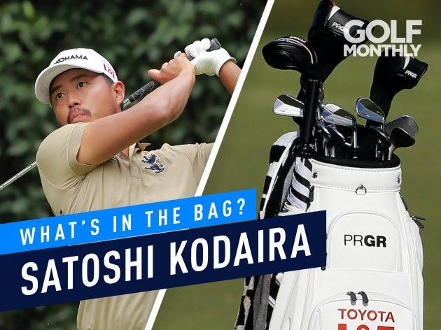 Satoshi Kodaira What's In The Bag