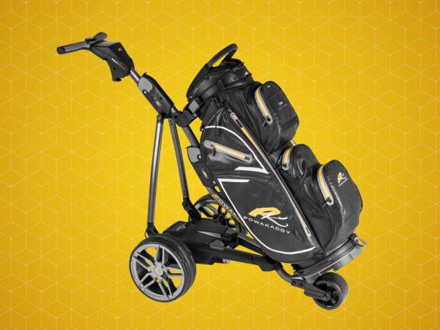 PowaKaddy FW7s GPS - Golf Monthly Editor's Choice List 2018