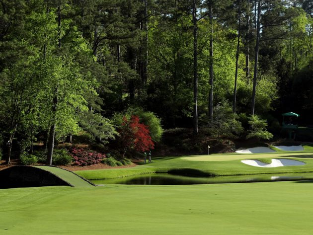 how can i play augusta national