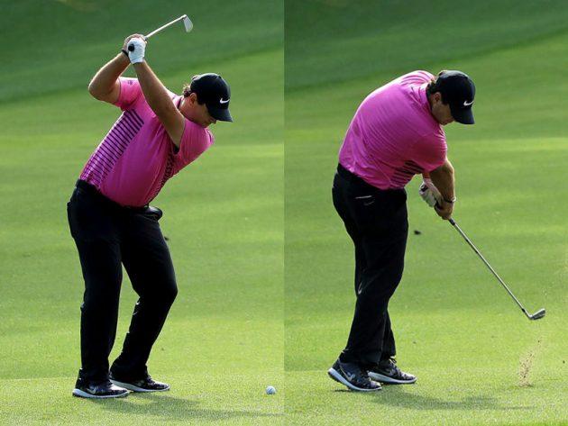 Patrick Reed Golf Swing Analysis Masters Champion