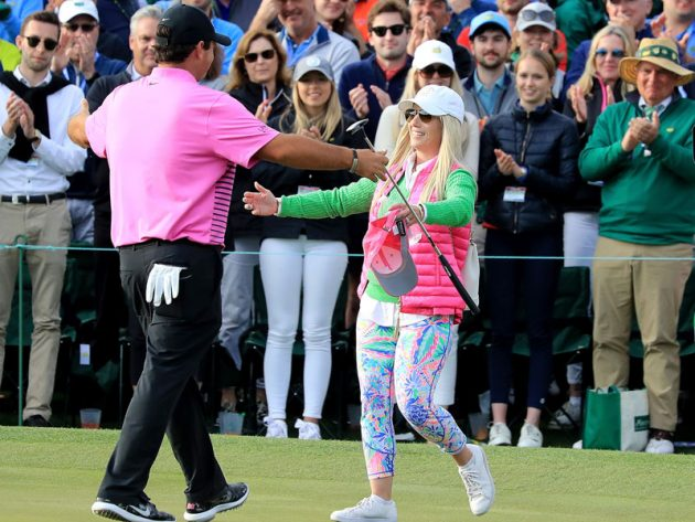 Meet Team Reed - Patrick Reed's Caddie, Wife And Coach