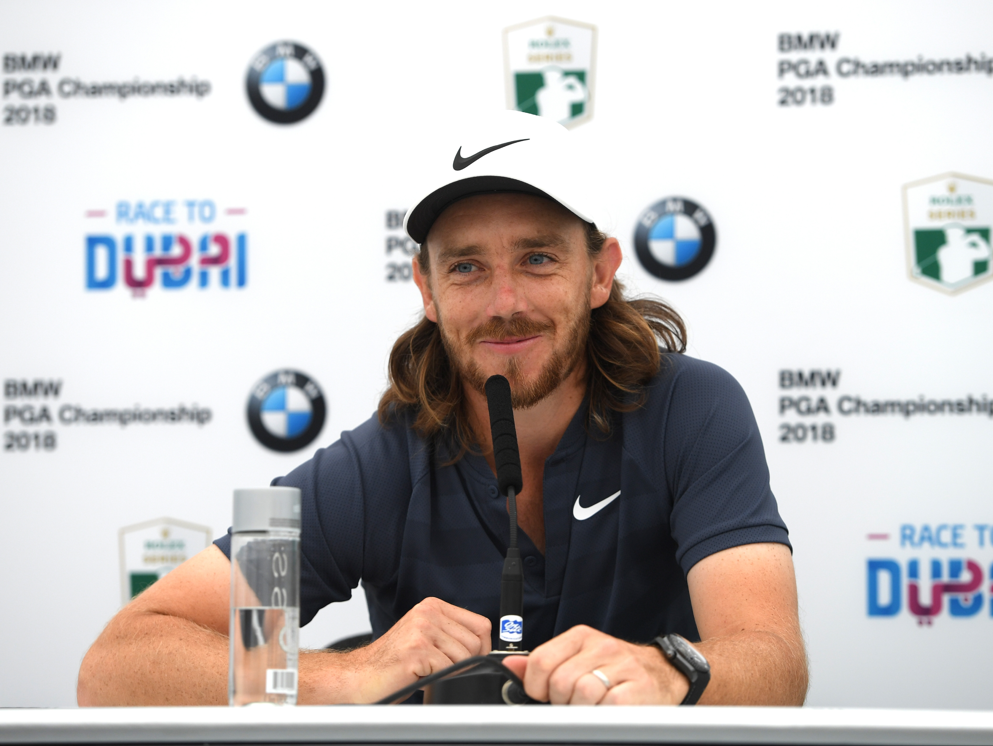 Tommy Fleetwood On Pep Guardiola, His Nike Irons And The