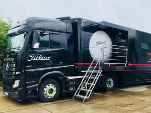 titleist tour truck