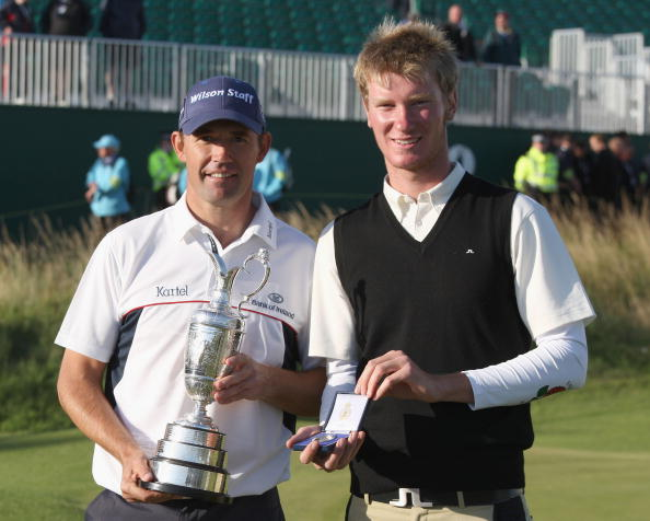the open silver medal betting advice