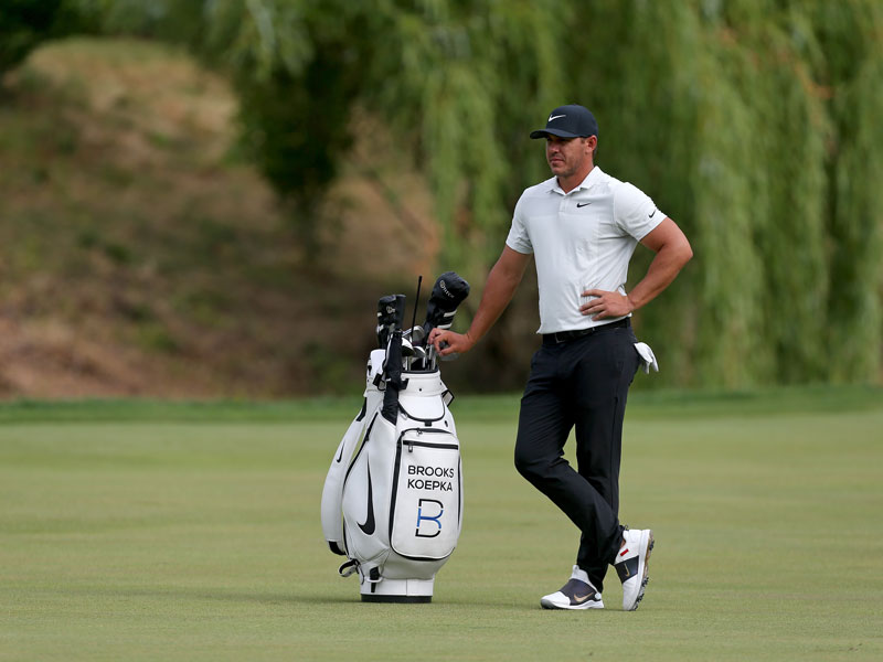 Brooks Koepka What's In The Bag?