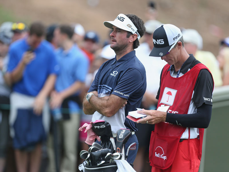 Bubba Watson What's In The Bag