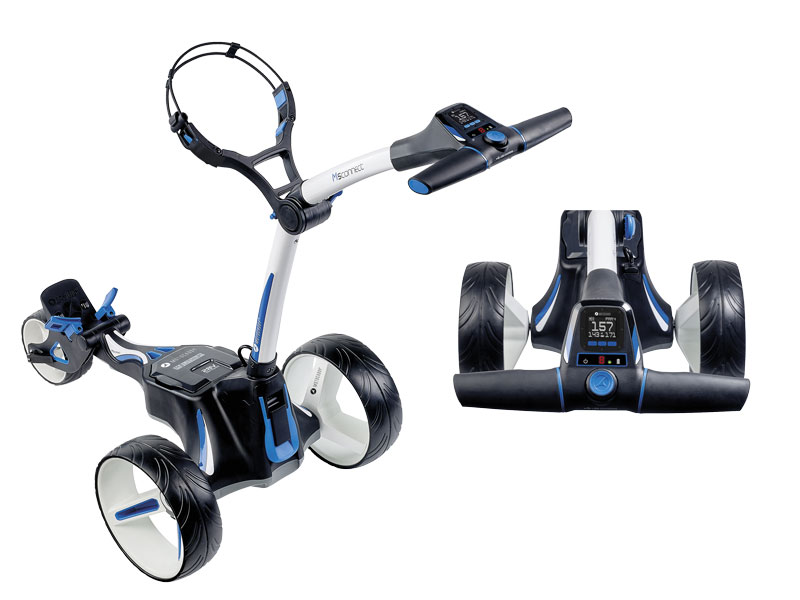 New Motocaddy M-Series Trolley Range Unveiled - Golf Monthly