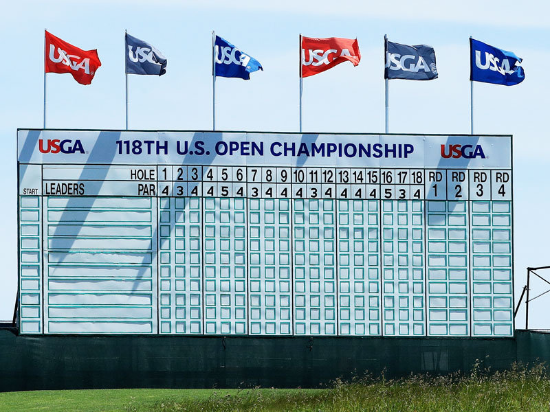 us open leaderboard 2018