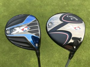 Driver Test: Callaway XR16 Pro v XR Speed