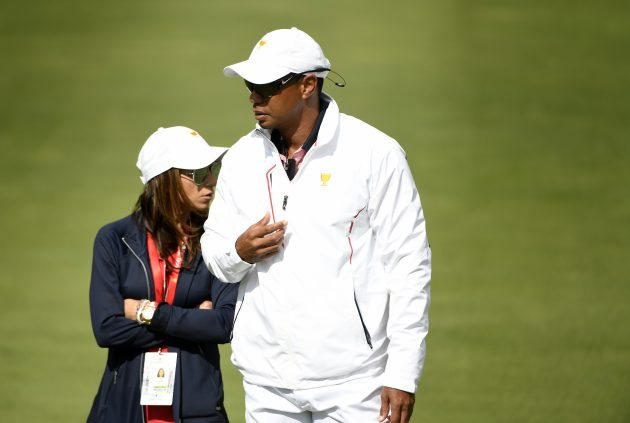 Who is tiger woods dating now 2020