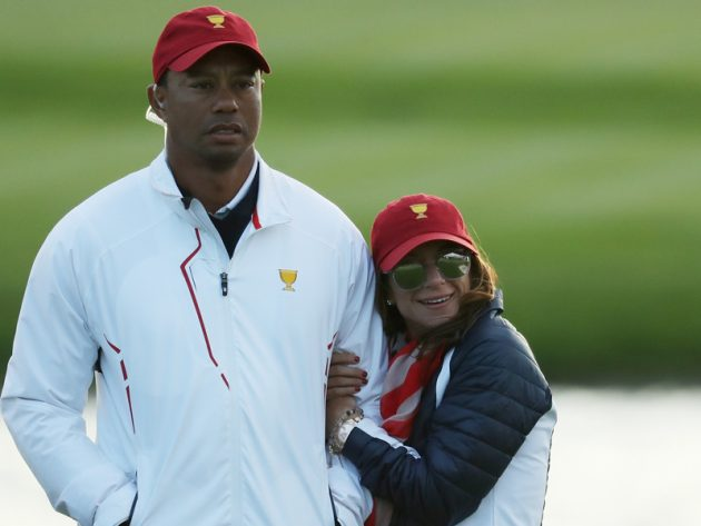 who is tiger woods u0026 39  girlfriend  meet erica herman