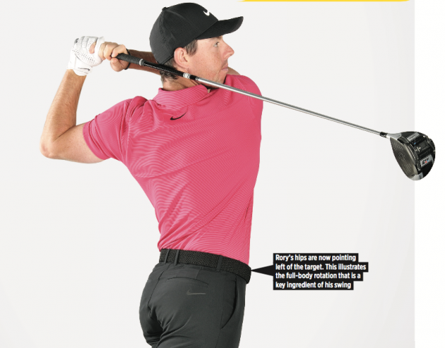 5 Rory Mcilroy Driver Swing Keys You Should Copy Golf Monthly