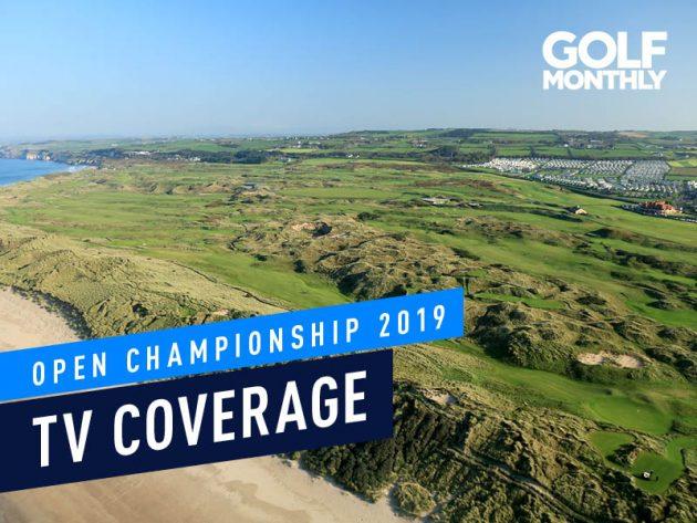 Open Championship Tv Coverage 2019 Royal Portrush